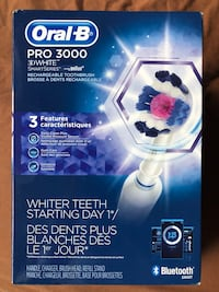 Oral-B Pro 3000 never opened  Toronto, M2N