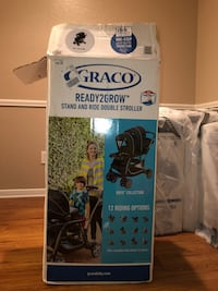 Graco Ready2Grow Double Stroller Lewisville, 75057
