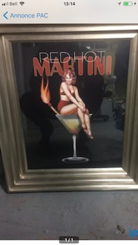 Red Hot Martini poster screenshot Chicoutimi, G7H 5H6
