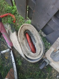 Tow strap and clevis pin Edmonton, T5T 2Y5