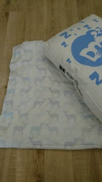 Norsk dun comforter for baby  Oslo, 0667