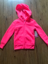 New girls size 4 hoodie  Jamestown, 14701