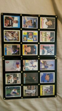 Baseball cards Palm Springs