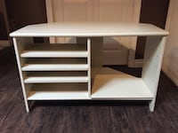 IKEA Cream corner tv console unit stand Surrey, V3S 8C9