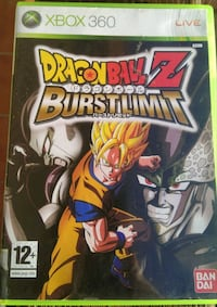 Xbox 360 Dragon Ball Z Burstlimit Valdecilla, 39724