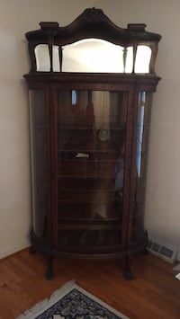Antique  China  Cabinet 35 mi