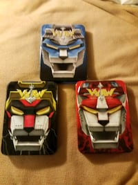 VOLTRON COLLECTION: ONE, FOUR,FIVE Centennial, 80112