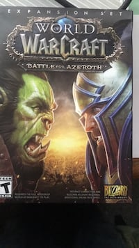 world of warcraft battle for azeroth null