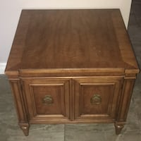 End table real wood  Phoenix, 85308
