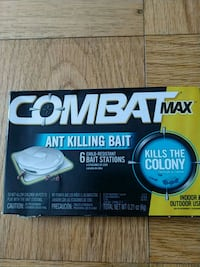 Combat Max Ant Killing Bait Station, indoor and o Hackensack, 07601