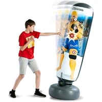 MD Sports Lights Out Kickboxing Game with 3 Electr Burbank, 60459