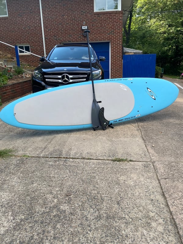 SUP paddle board (Surftech - Generator Tuflite CT) 10'6 d70b5be3-c0f0-4226-9194-dcf4909df302