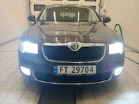 Skoda - Superb - 2010 Fana