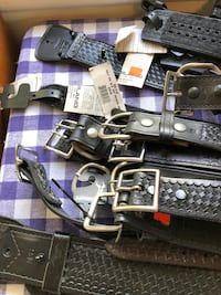 Over 25 New Leather Belts  Salinas, 93901