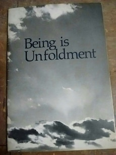 Being in Unfoldment book