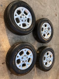 16 inch Jeep tire and wheels  Concord, 28025