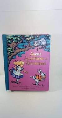 ALICE IN WONDERLAND POP UP BOOK: FREE WITH PURCHASE Brampton, L7A