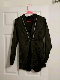 black zip-up jacket Silver Spring, 20902