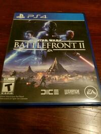 Star Wars Battle Front 2 PS4 edition Ajax, L1S 3N1