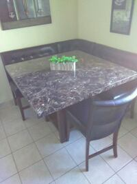 Marble table Las Cruces, 88001