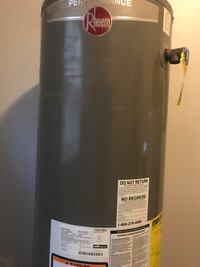 black and gray water heater Harper Woods, 48225
