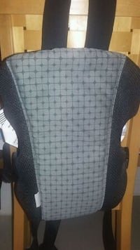 black and gray Brand New baby carrier Montreal-West, H4X 1N4