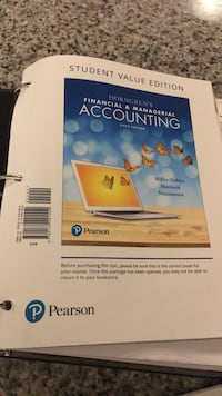 Financial Accnting book Providence
