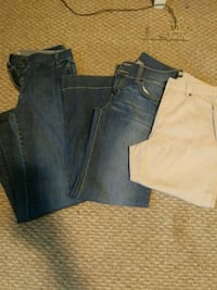 2 Ladies Pants And One Caprice Des Moines, 50316