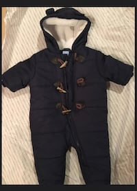 Snow suit 3-6months  Vaughan, L4H 0V5