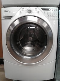 """washer whirlpool 27"""" front load ditital W  تورونتو"""