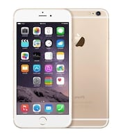 iPhone 6 White/Gold Factory Unlocked Perfect Condition Toronto, M8V 4B5