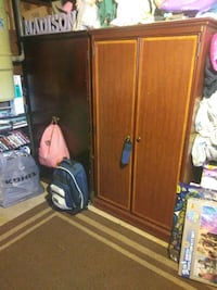 2 closets with poles inside sold separately East Haven, 06512
