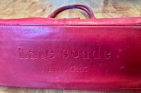 Kate Spade Purse (large) - Red