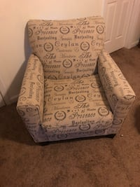 Accent chair  Portland