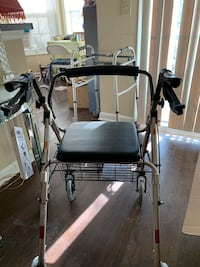 Limex Rolator Brand New with seat and basket Alexandria, 22315