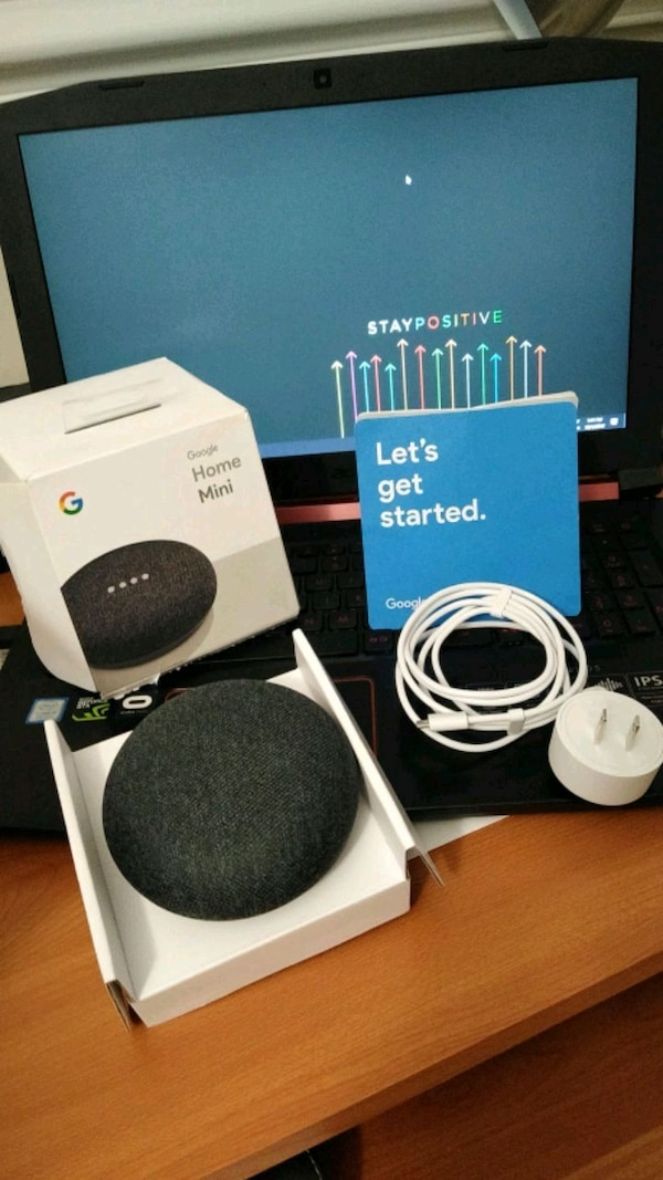 Google Home Mini |BLACK b9c0d55d-9642-4f5a-8991-39cf83738a13