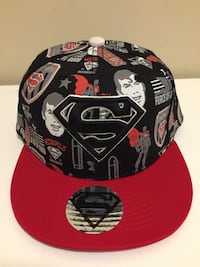 Superman hat Toronto