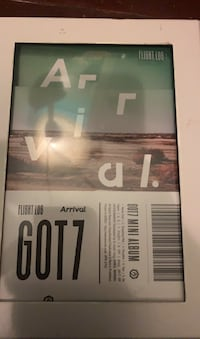 Got7 Arrival mini album