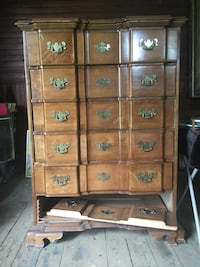 Chest of drawers Cooperstown, 13326