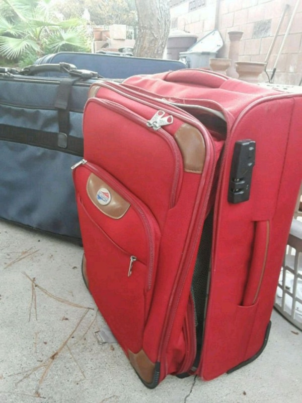 9111ab17e5a3 Used Luggage for sale in Los Angeles. Next listing. Previous listing.  Luggage. Luggage