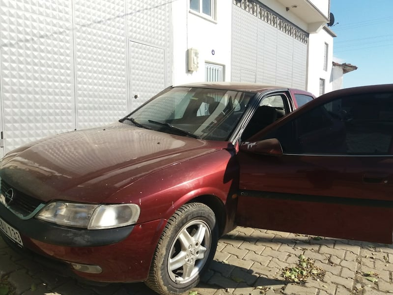 1996 Opel Vectra 2.0I CD 2