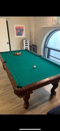 Olhausen 8-foot Pool Table (bought new for $5,000) Washington, 20010