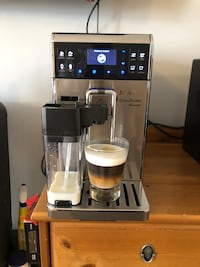 Saeco Granbaristo Avanti Bluetooth fully automatic espresso machine
