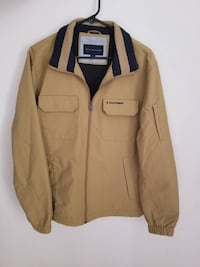 Men new Hilfiger Jacket M Burnaby