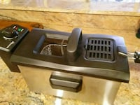 KitchenLiving 14 cup deepfryer Miami Beach, 33140
