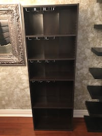 Bar or Kitchen storage shelving unit Brampton, L7A 2E2
