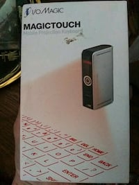 Magic Touch mobile projection keyboard brand new i Fort Washington, 20744