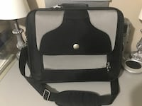Laptop Bag Black & Silver Vaughan, L4H 2J5