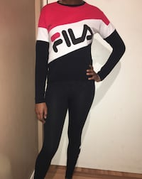Ensembles (sweat + legging) FILA Créteil, 94000