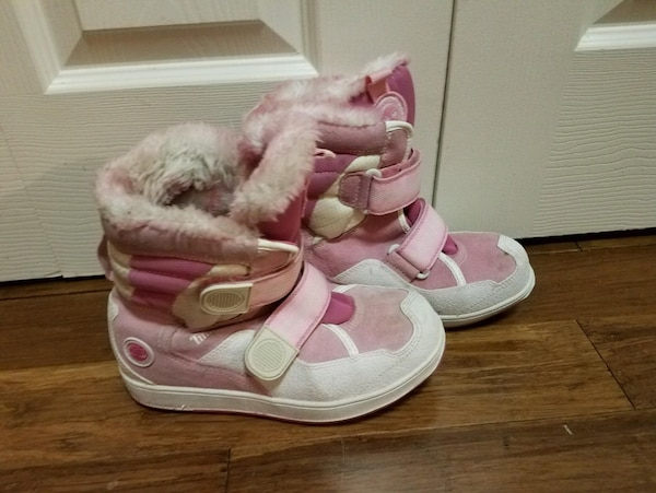 5a5ad8018896 Used Timberland girls winter boots size 4 for sale in Castle Rock ...